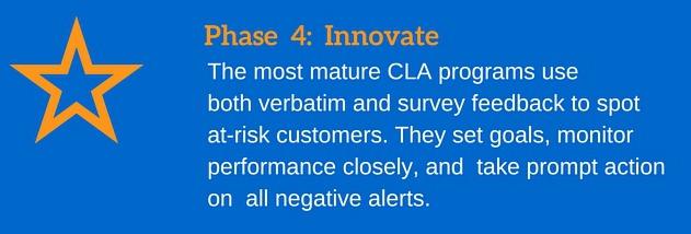 CLA Phase 4