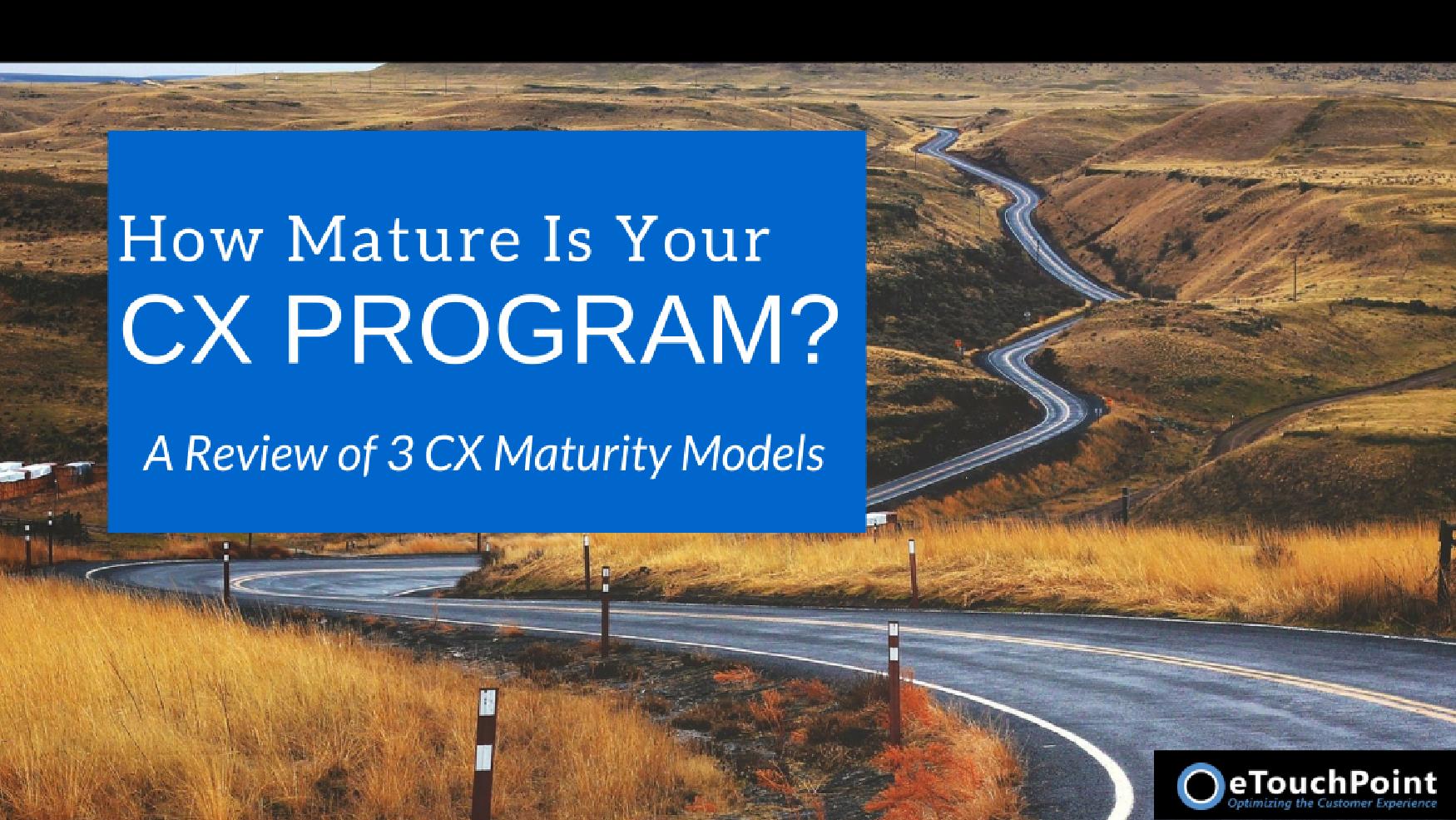 CXProgramMaturity(4)