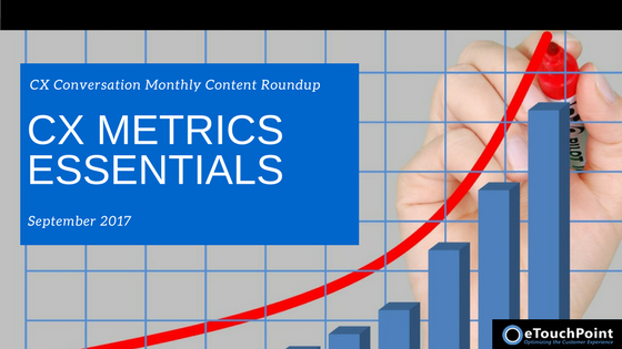 CX Conversation: CX Metrics Essentials