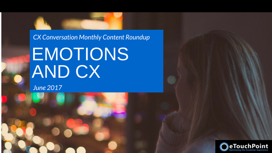 CX Conversation: Emotions and CX