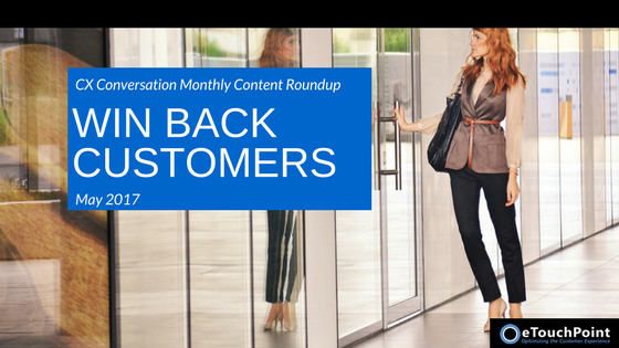 CX Conversation: Win Back Customers